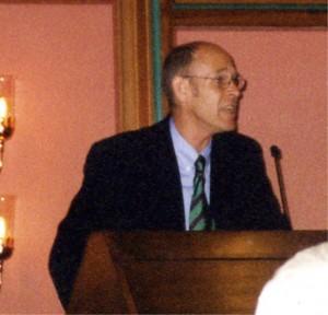 William at the UN Oslo Conference